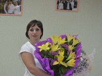 Барсикян Сусанна Сандриковна, заместитель директора по ВР